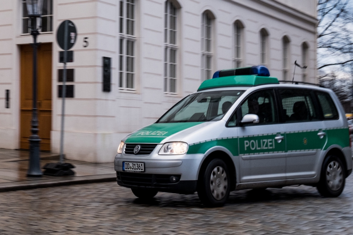 В Берлине произошла стрельба, тяжело ранены три человека