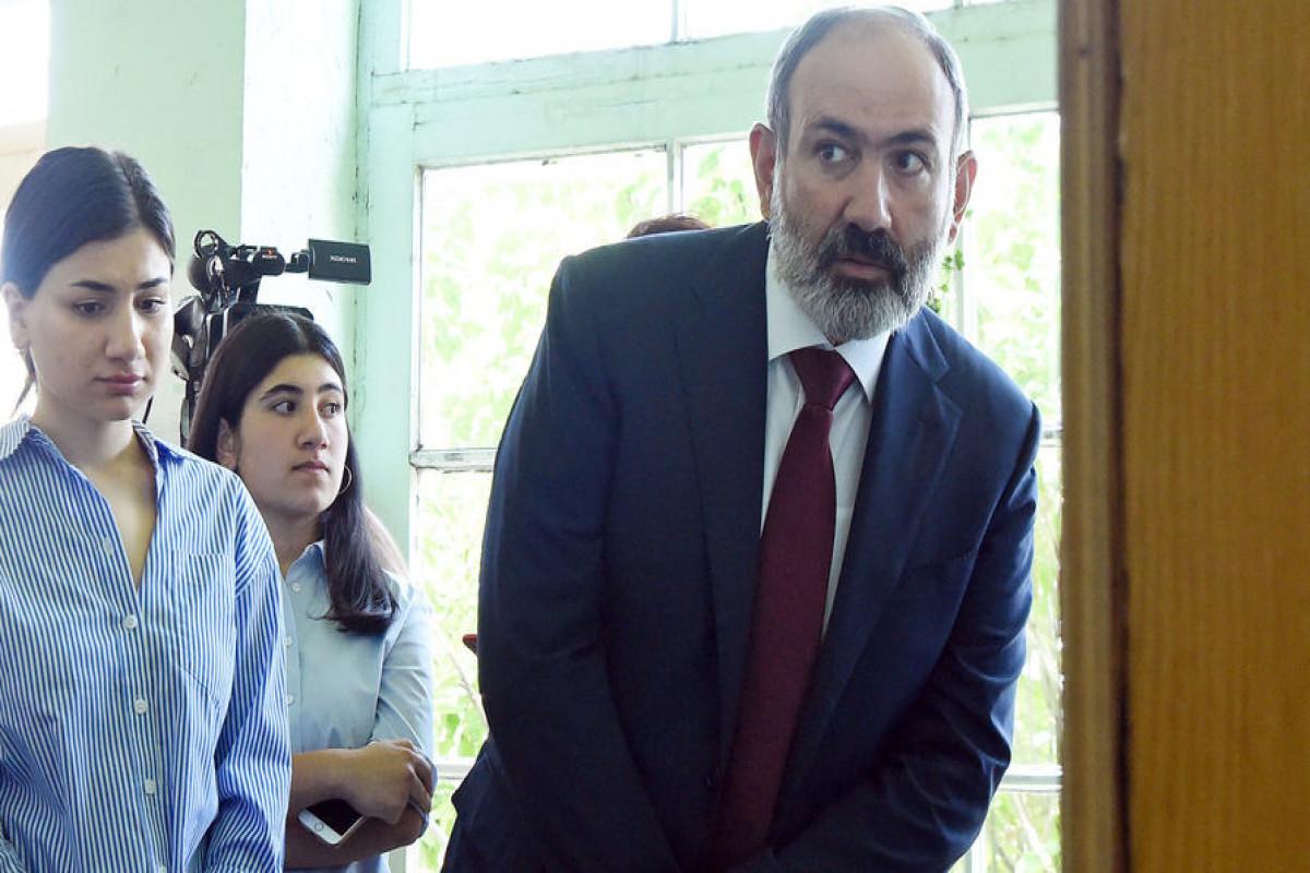 Пашинян заявил, что в Армении произошла «стальная» революция