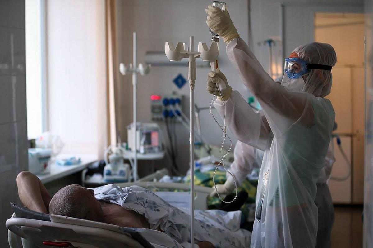 Российские ученые предрекли свыше 20 тысяч случаев заражения COVID-19 в сутки