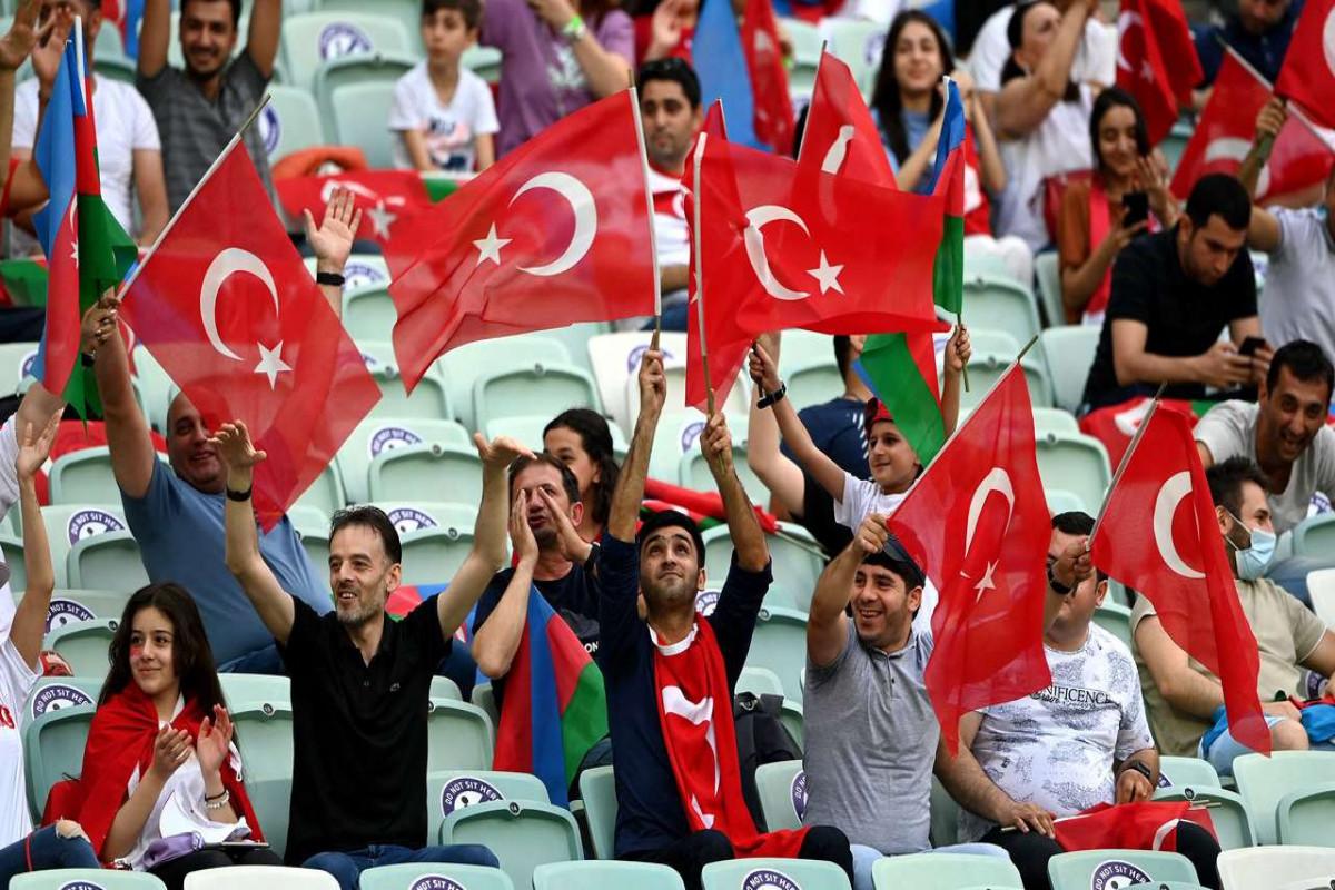 UEFA Bakı Olimpiya Stadionunda keçirilən 3-cü oyunda tamaşaçı sayını açıqlayıb