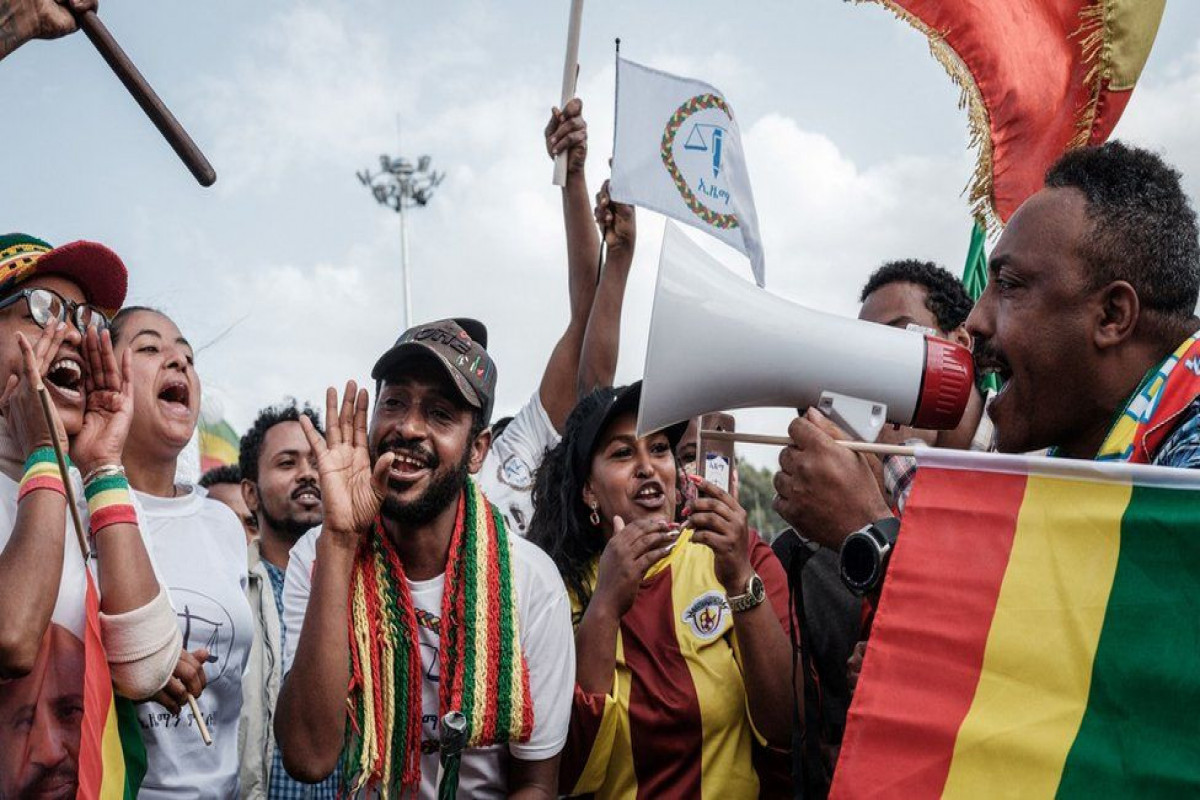 Ethiopian PM faces first election amid conflict