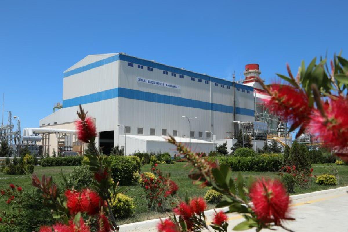 """Şüvəlandakı """"Şimal-1"""" elektrik stansiyası əsaslı təmir edilib - <span class=""""red_color"""">VİDEO</span>"""