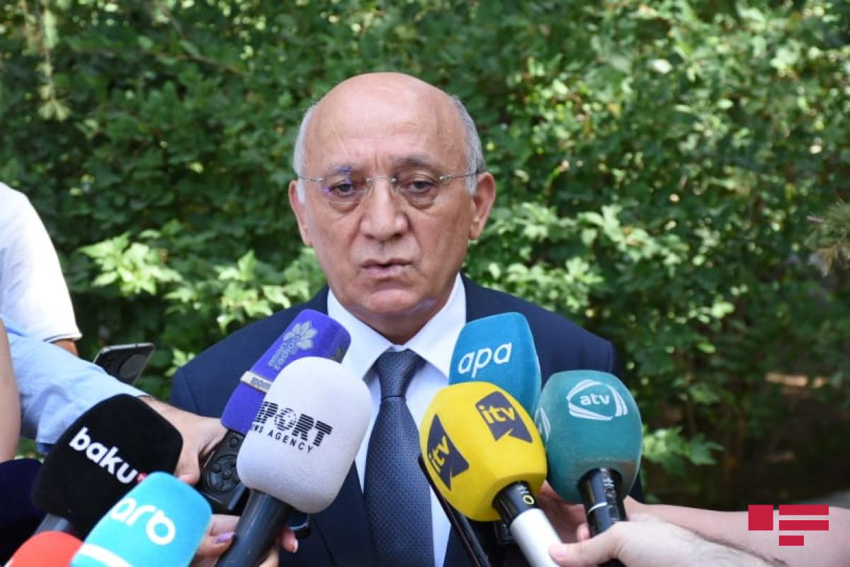 Председатель госкомитета: Из Азербайджана уже никто не примыкает к иностранным террористическим группировкам
