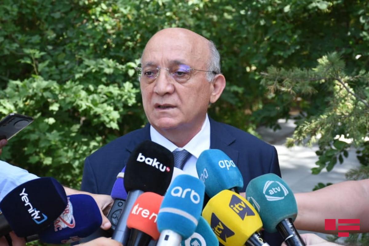 Мубариз Гурбанлы: На освобожденных от оккупации землях началось восстановление мечетей
