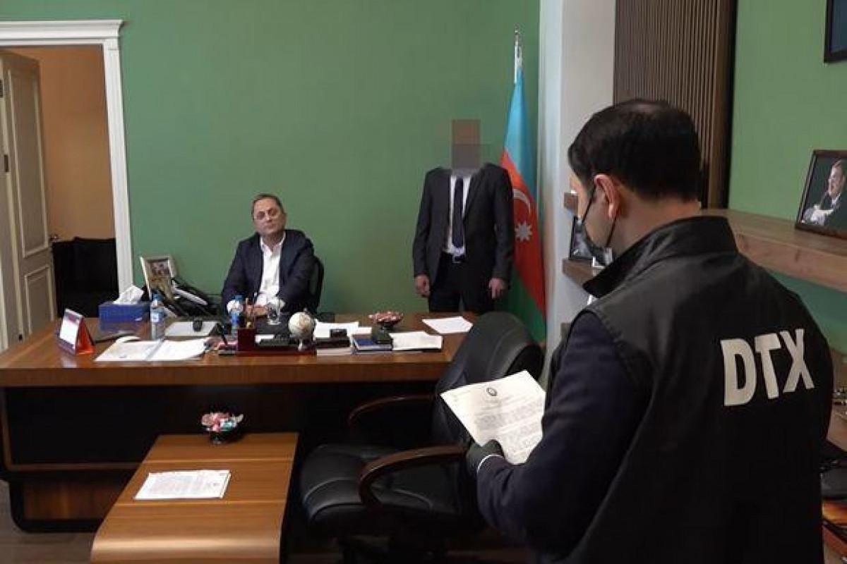 Продлен срок ареста бывшего начальника службы Минкультуры