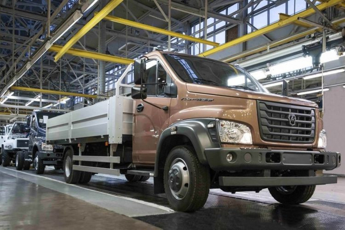 В Азербайджане начинается сборка автомобилей ГАЗ