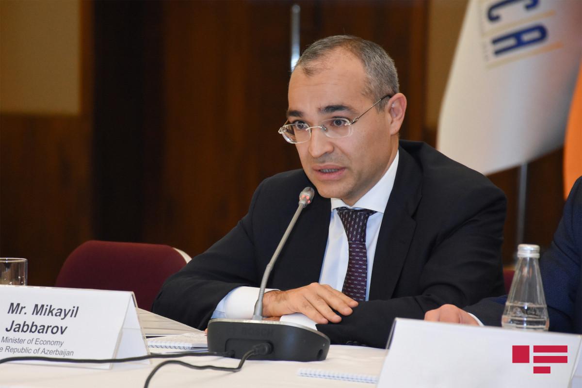 Микаил Джаббаров: Прогноз по налоговым поступлениям в госбюджет выполнен на 127,1%