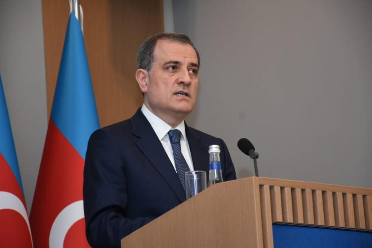 """Nazir: """"Ermənistan hakimiyyətinin böhrandan düzgün nəticə çıxaracağına inanırıq"""""""