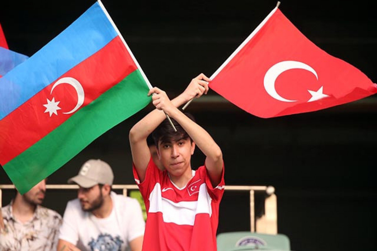 """TFF: """"Azerbaijan made us deeply feel our being """"One nation, two states"""""""""""