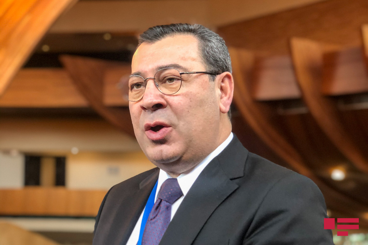 Samad Seyidov called on PACE rapporteur not to be unilateral