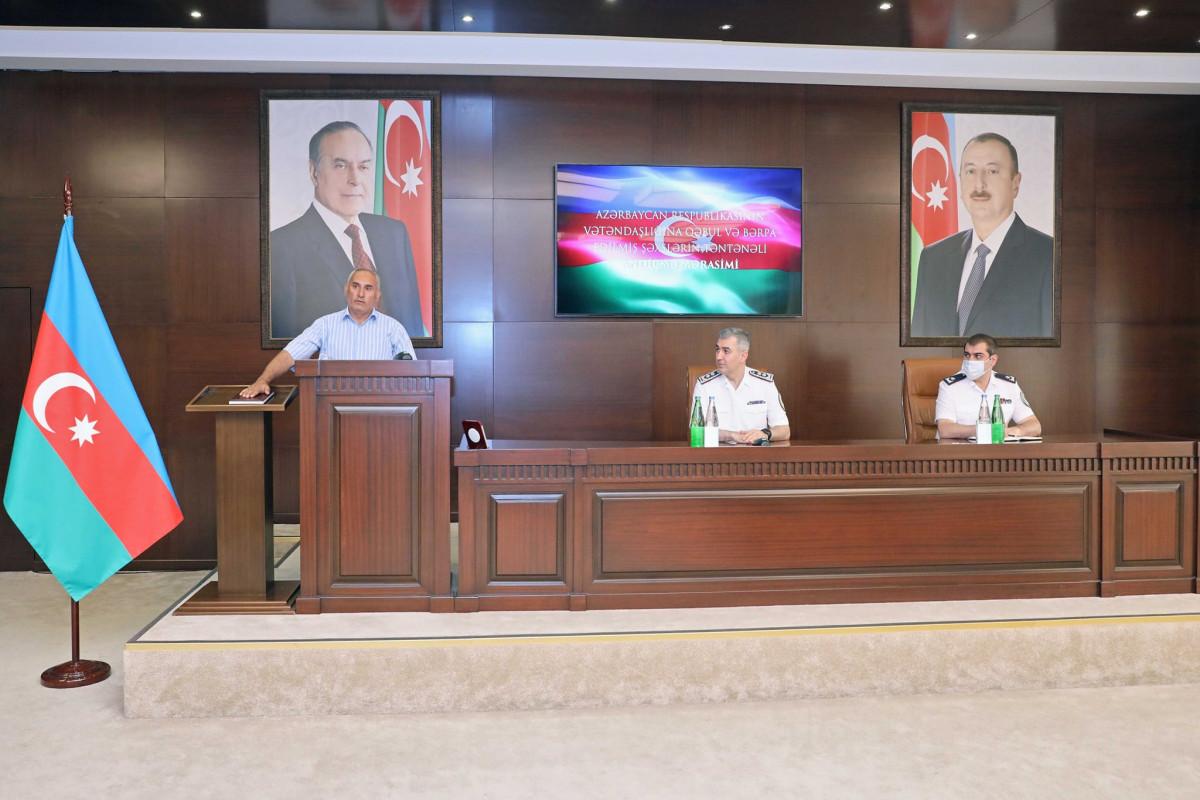 245 nəfər Azərbaycan vətəndaşlığına qəbul və bərpa edilib