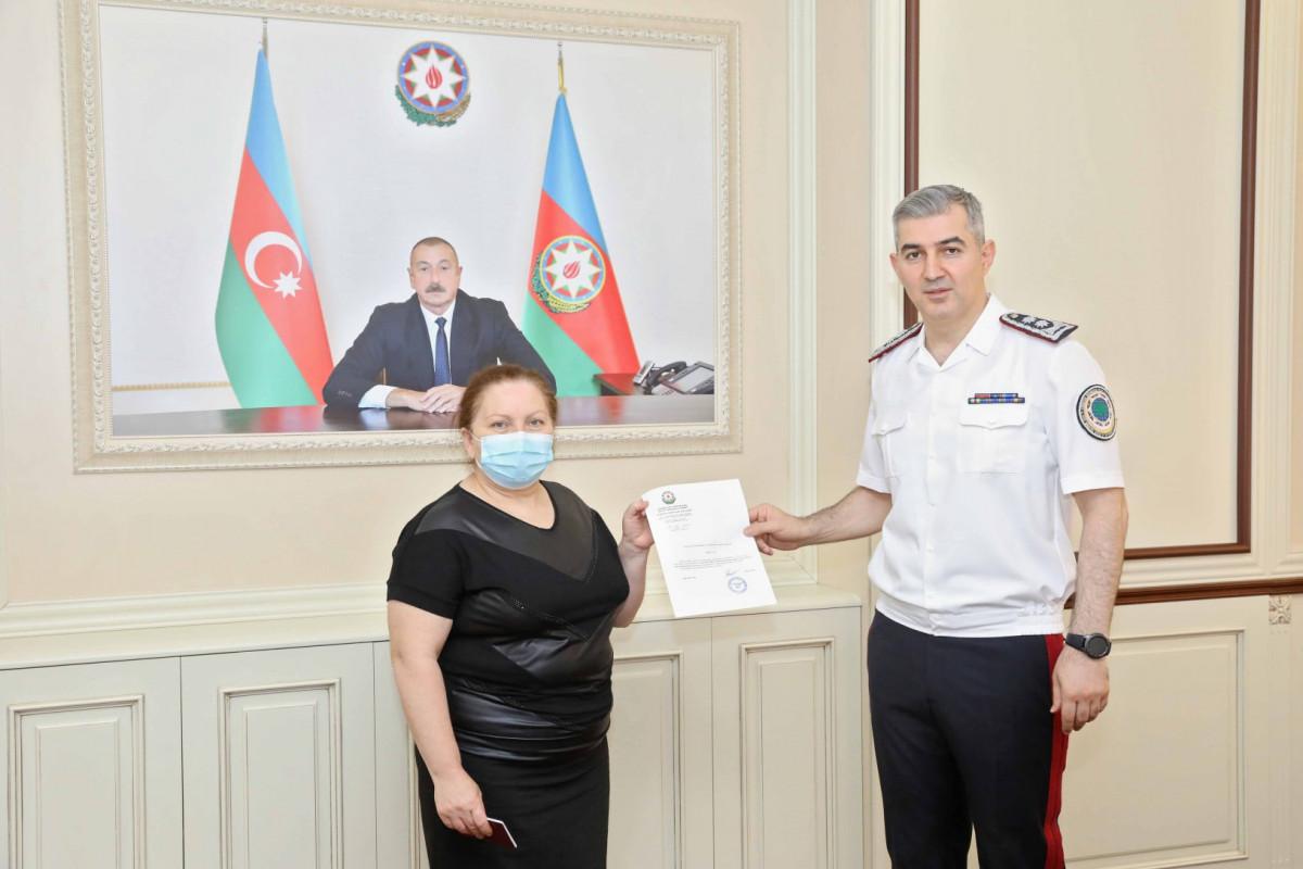 245 человек получили или восстановили гражданство Азербайджана