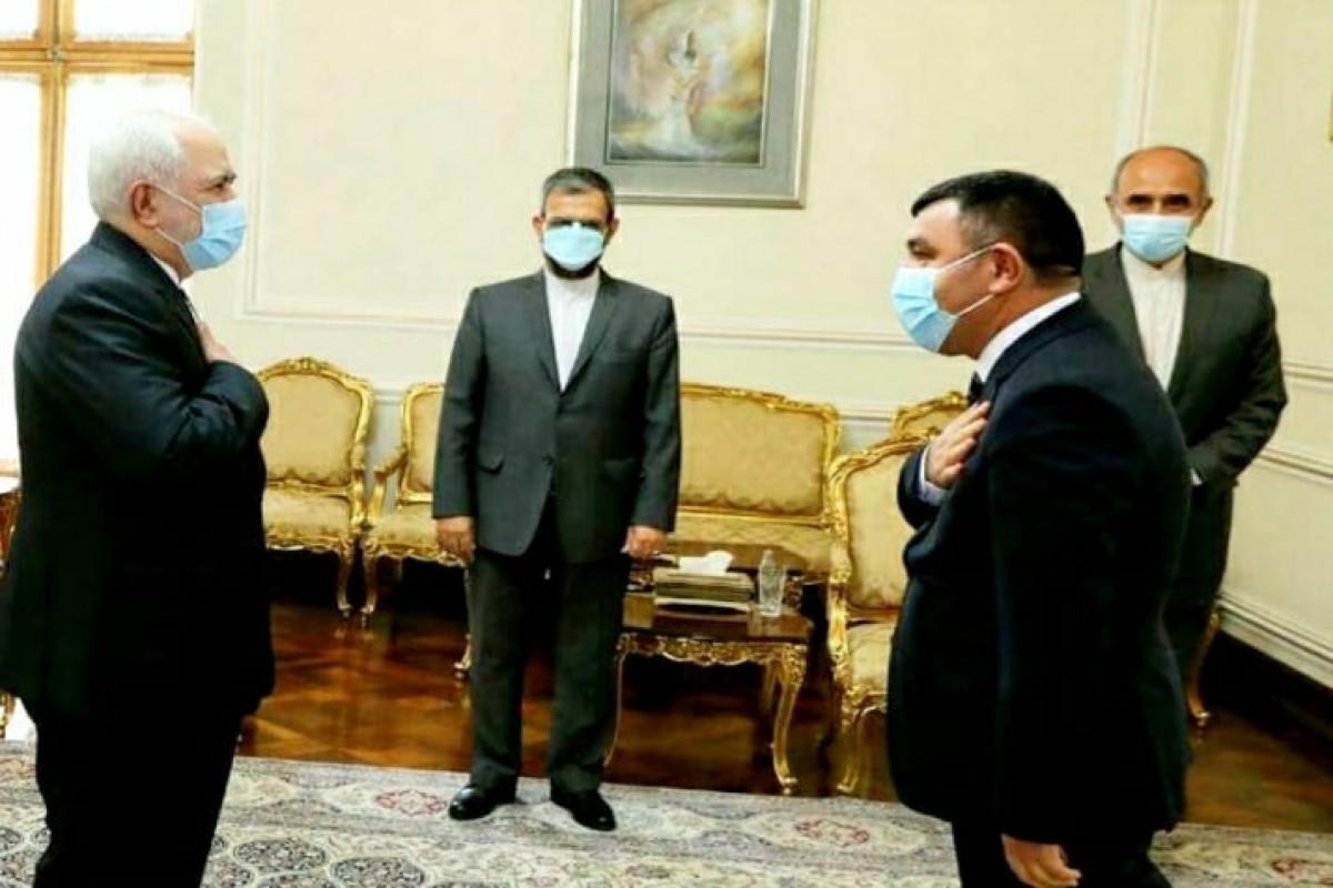 Term of office of Azerbaijani ambassador to Iran expires