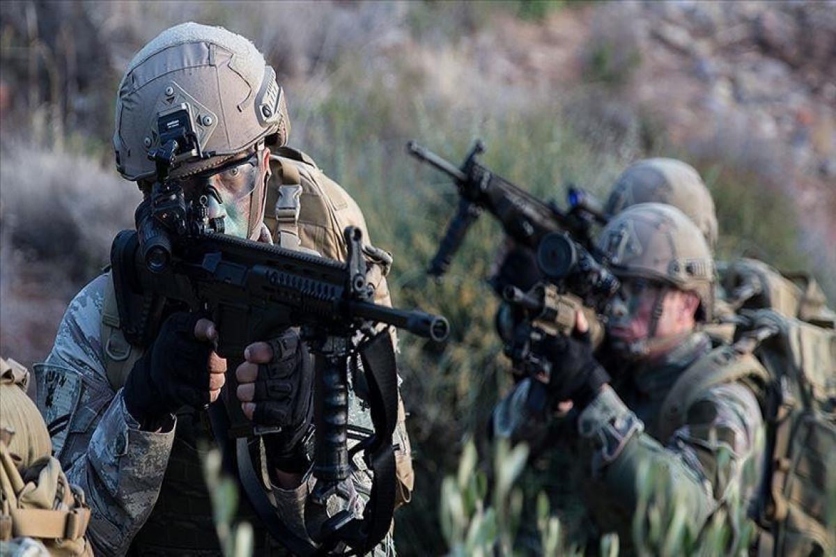 2 terrorists 'neutralized' in eastern Turkey