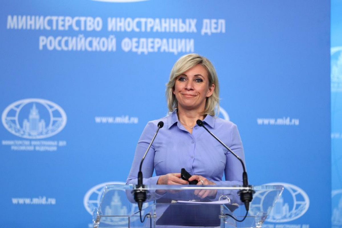 US' statements on Nord Stream 2 meant to disguise own non-competitiveness — Zakharova