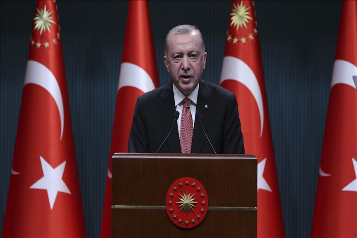 With drop in COVID cases, Turkey to drop curfews on July 1: President
