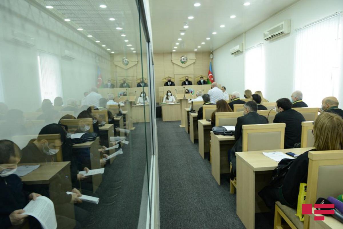 В Баку начинается суд по делу еще 13 членов армянского террористического формирования