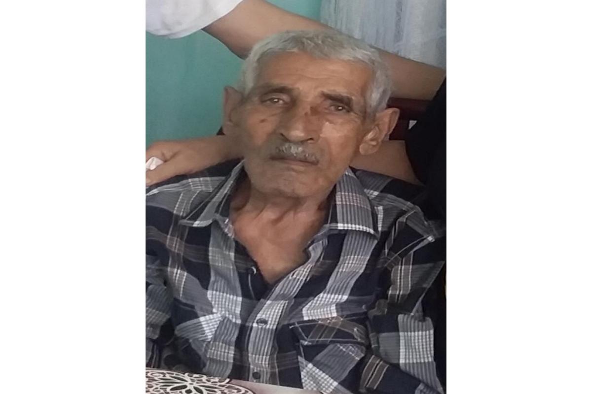 Kürdəmirdə 78 yaşlı kişi itkin düşüb