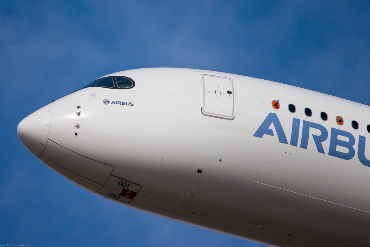 """""""Airbus"""" 2035-ci ilədək hidrogen təyyarəsinin buraxacağını təsdiqləyib"""