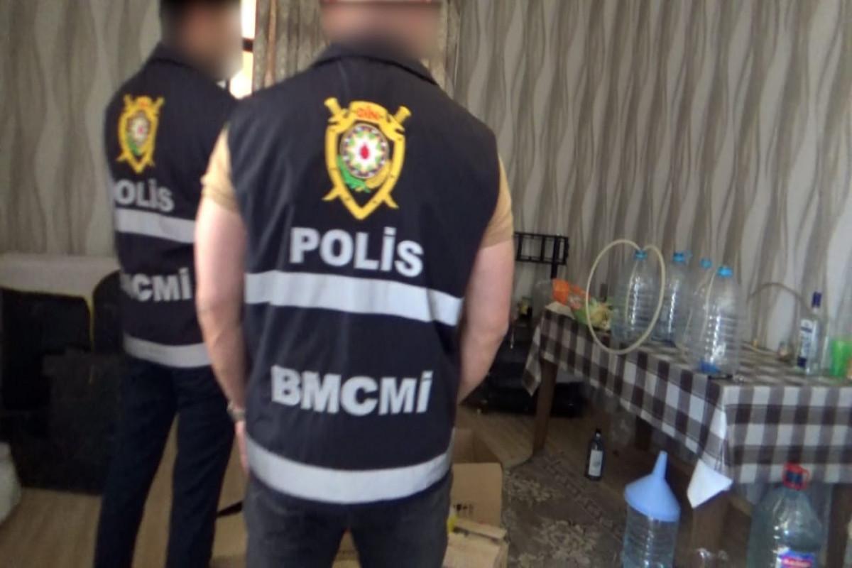 МВД: Задержаны изготовители поддельных спиртных напитков