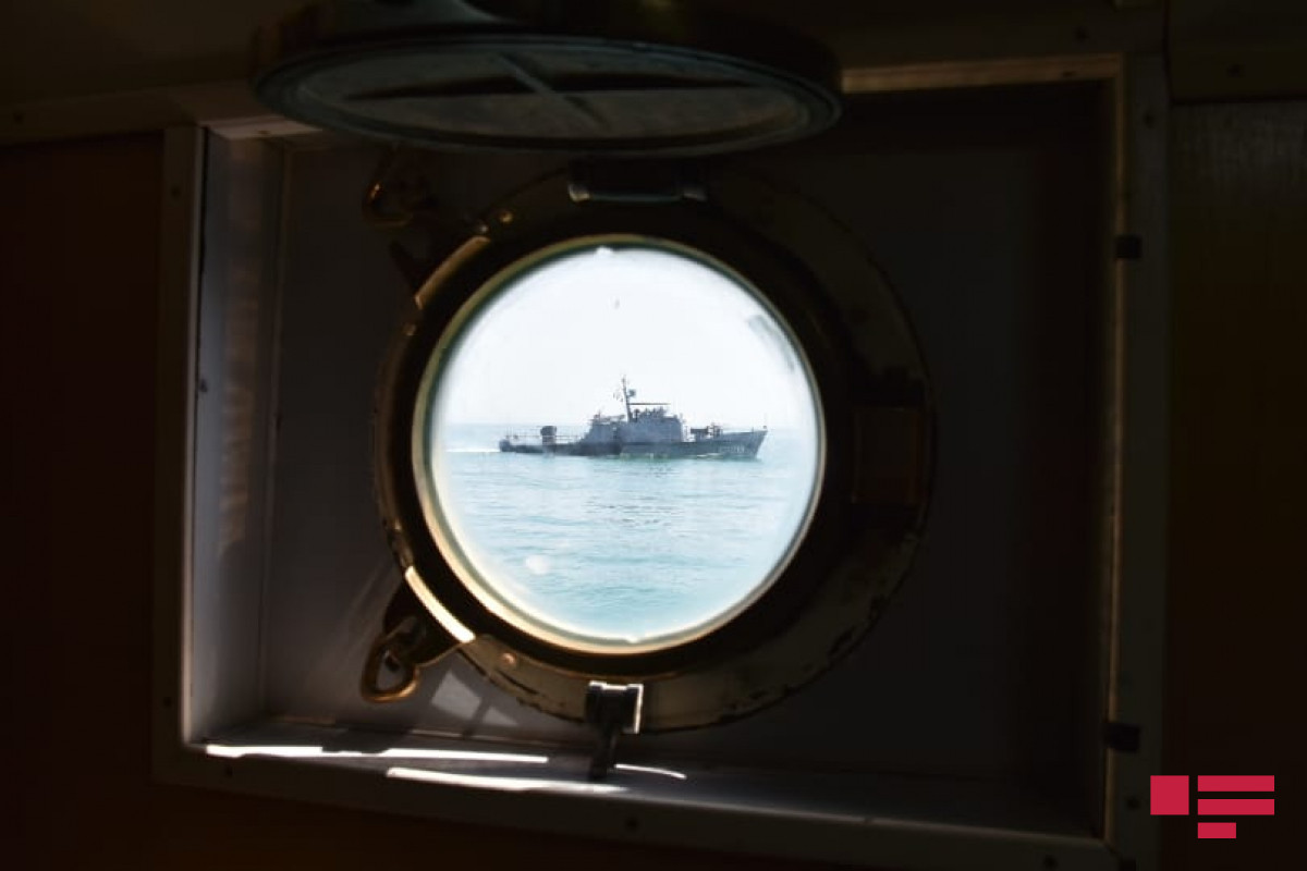 Military Naval Forces continue tactical exercise