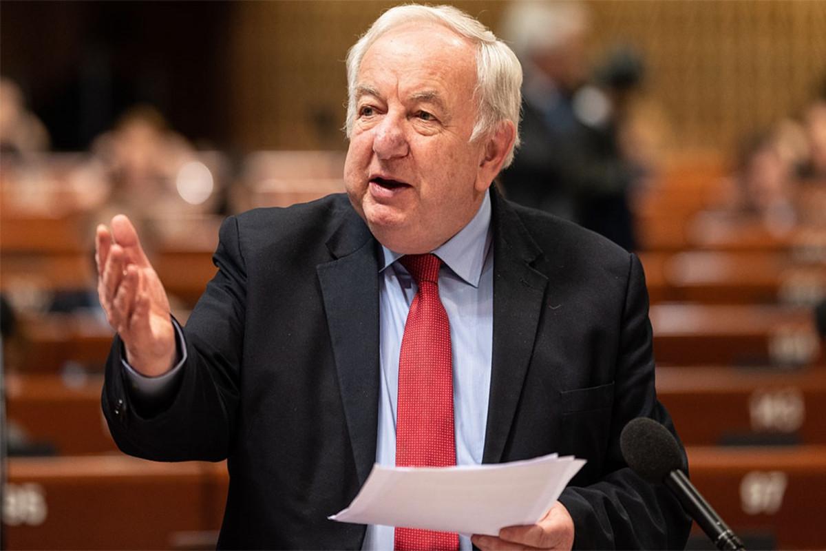 British MP accuses d those who criticized the freedom of the press in Azerbaijanof hypocrisy