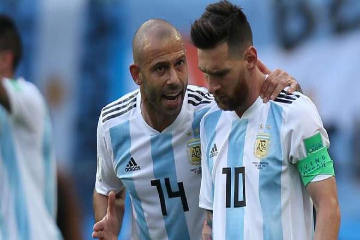 Messi Maskeranonunrekordunu təkrarlayıb