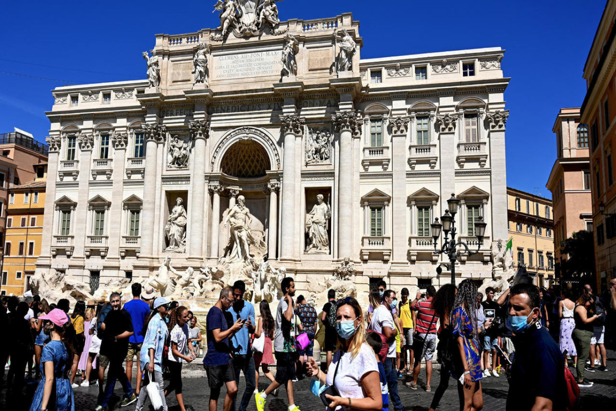 Italy to lift outdoor face mask requirement from 28 June