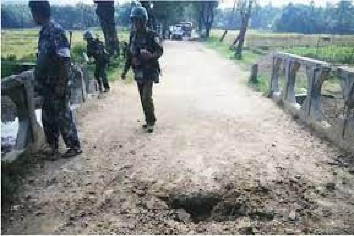 8 armed men arrested, 8 dead in clashes in Myanmar central region