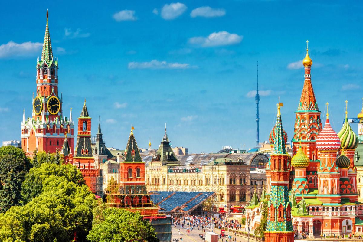 В Москве зафиксирована рекордная жара