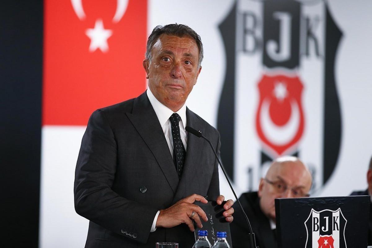 Ahmet Nur Çebi Türkiyə Klublar Birliyi Vəqfinin prezidenti postundan istefa verib