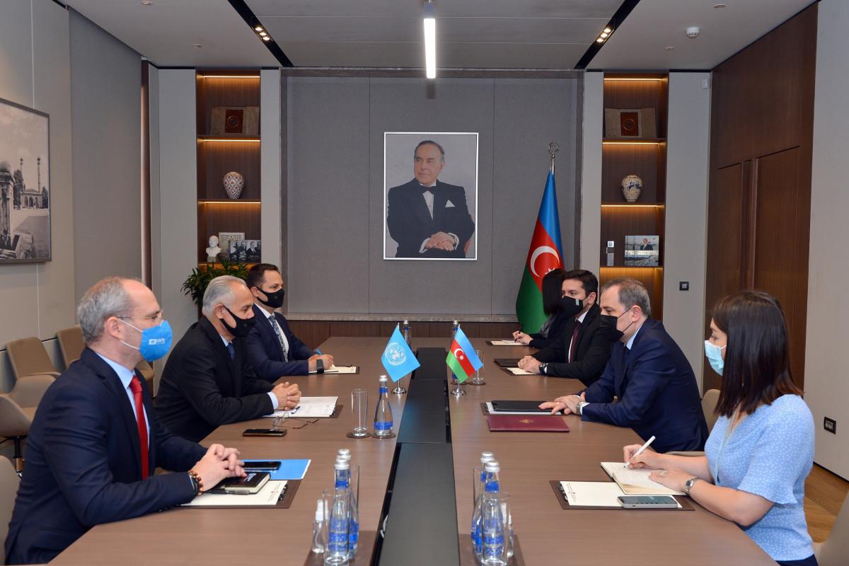 Министр: Азербайджан готов принять миссии ЮНЕСКО и УВКБ ООН, мы ждем ответа от обеих организаций