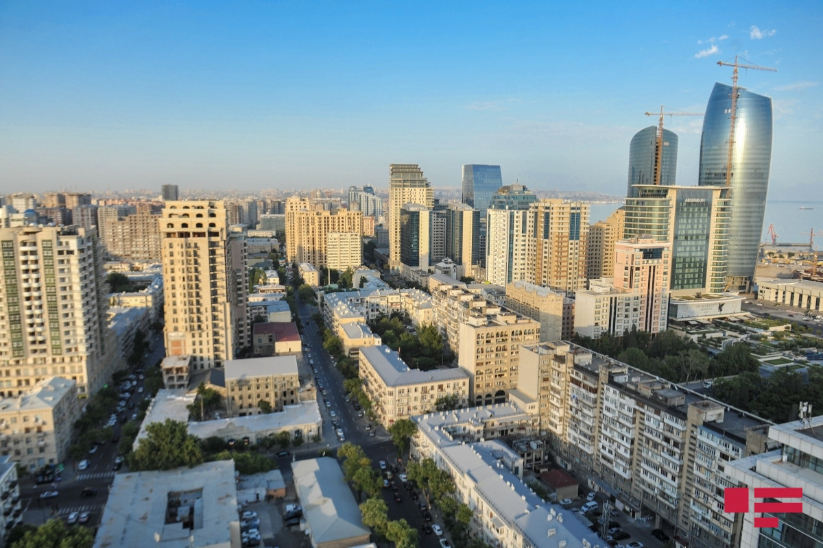 10% территории Баку будут составлять зеленые насаждения
