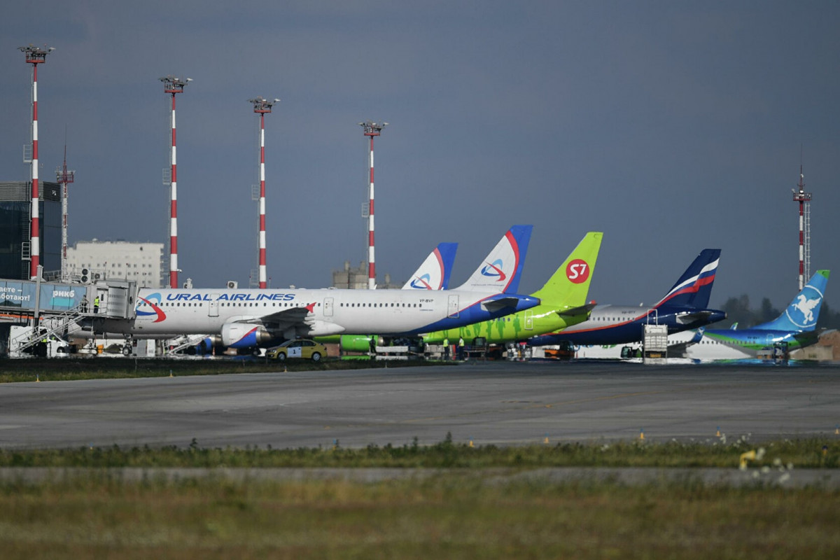 Rusiyanın 10 aviaşirkəti Türkiyəyə uçuşları bərpa edib