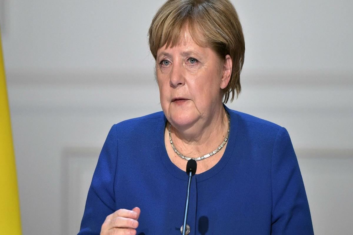 Меркель заявила о необходимости сохранения соглашения с Турцией по беженцам