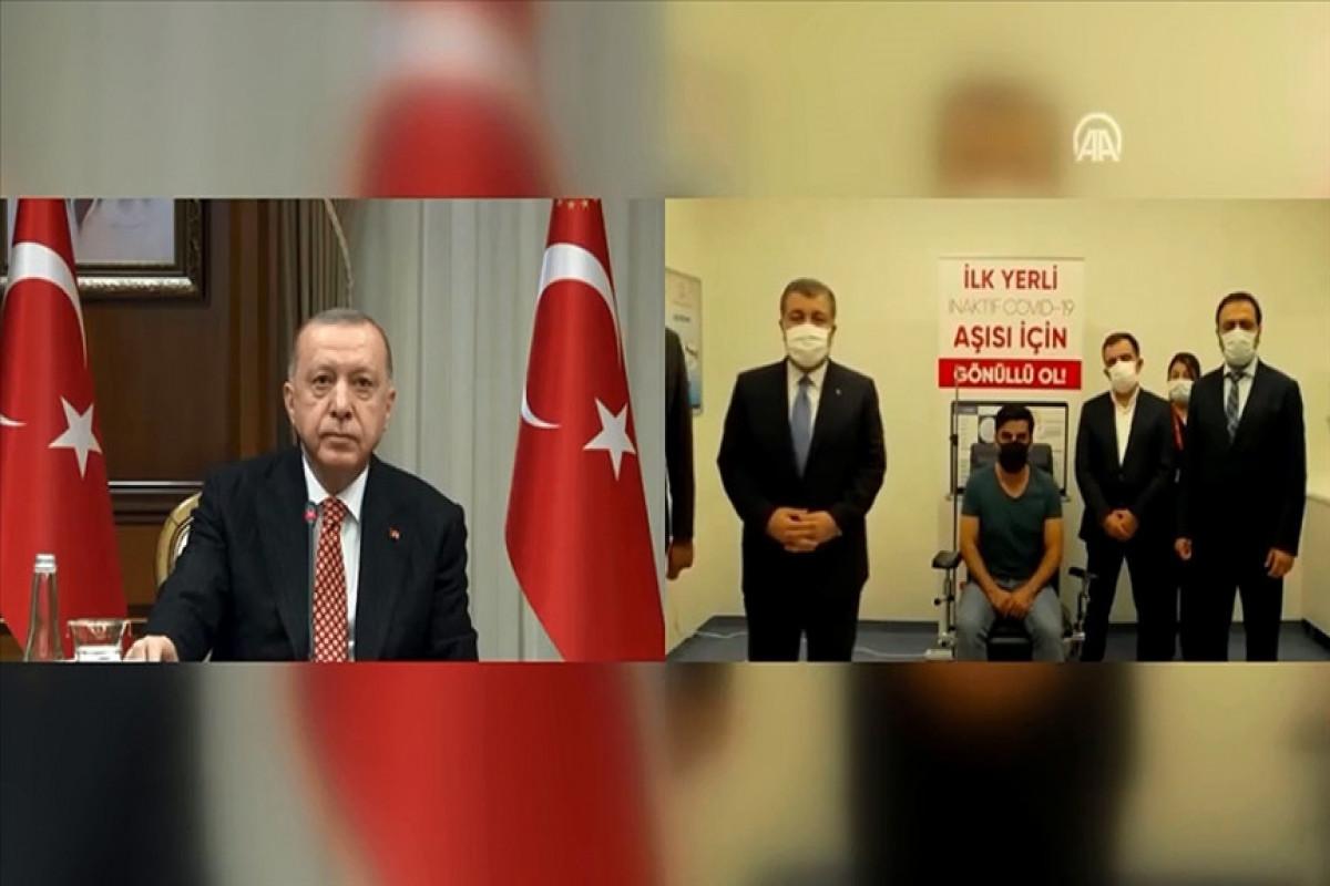 Турция будет производить вакцину от COVID-19 «TURKOVAC»
