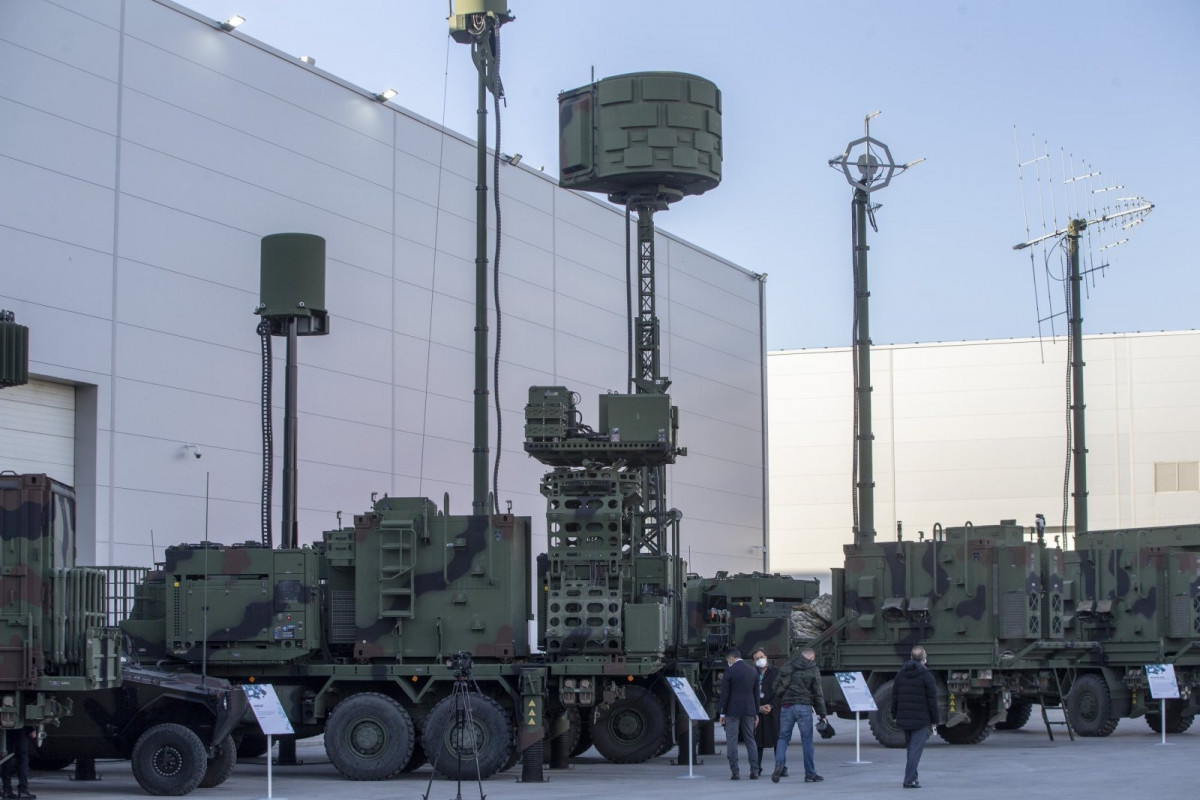 Turkish defense giant Aselsan inks $50.7M export deal