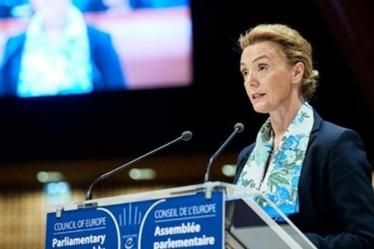 Мария Пейчинович-Бурич: Совет Европы заинтересован в установлении долгосрочного мира между Азербайджаном и Арменией