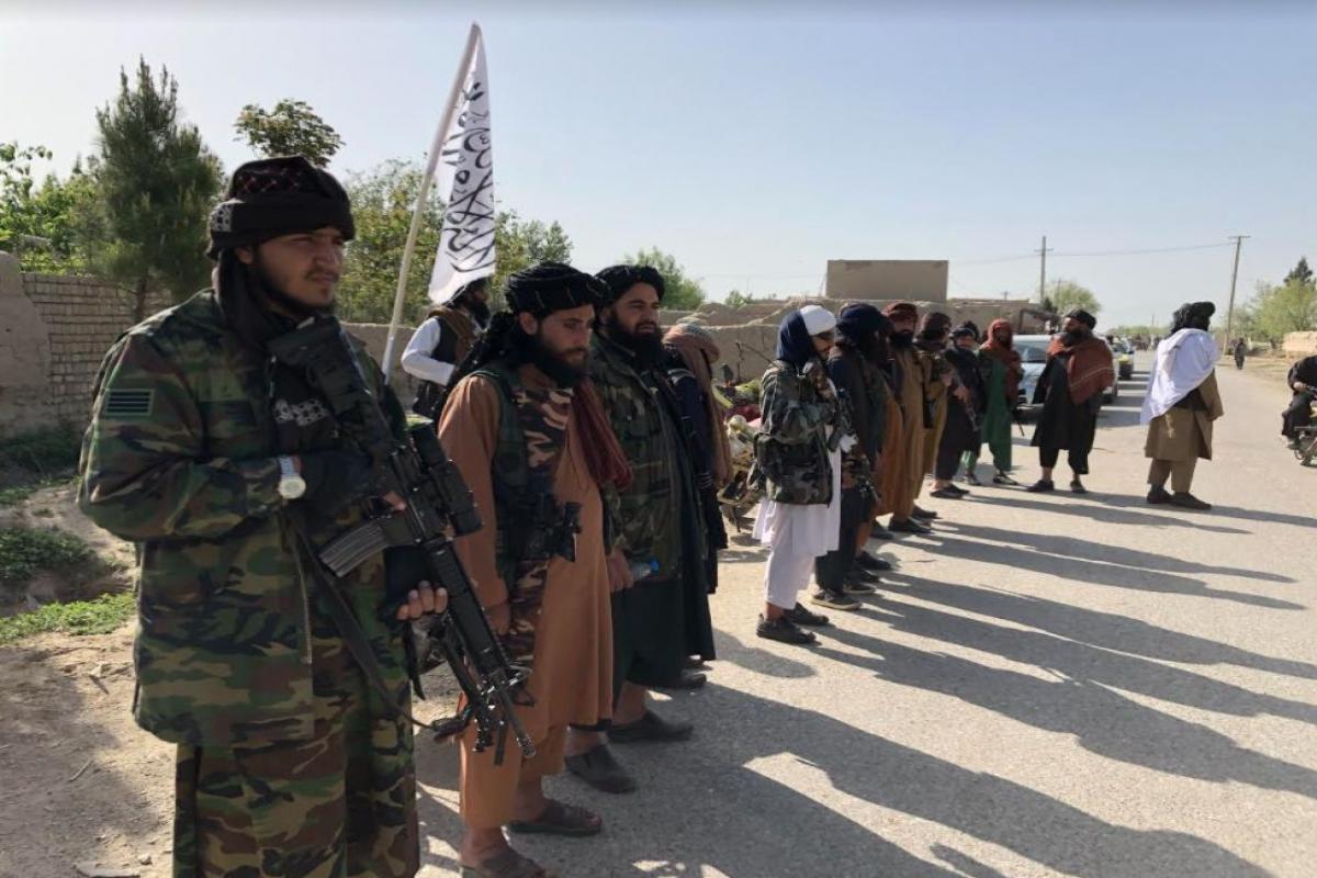 UN alarm at Taliban gains during US pullout
