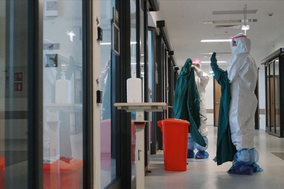 Türkiyədə bu gün koronavirusdan 57 nəfər dünyasını dəyişib