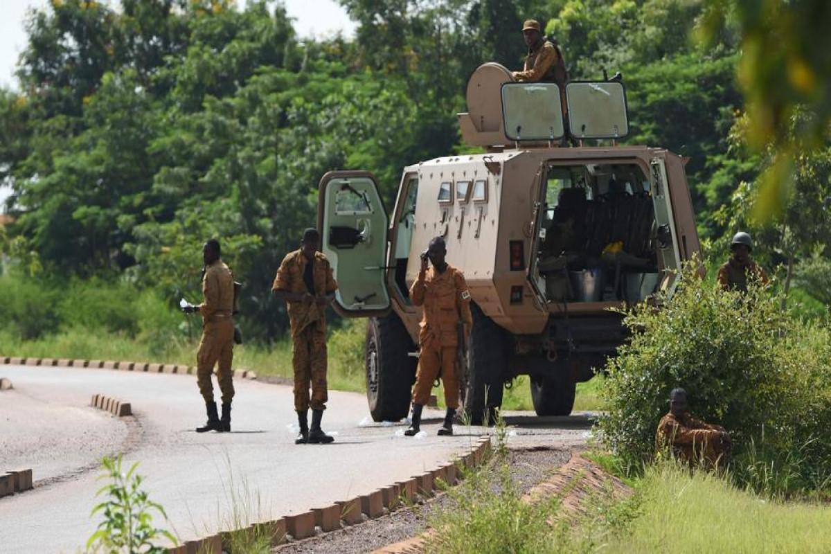 At least 11 police killed in Burkina Faso ambush