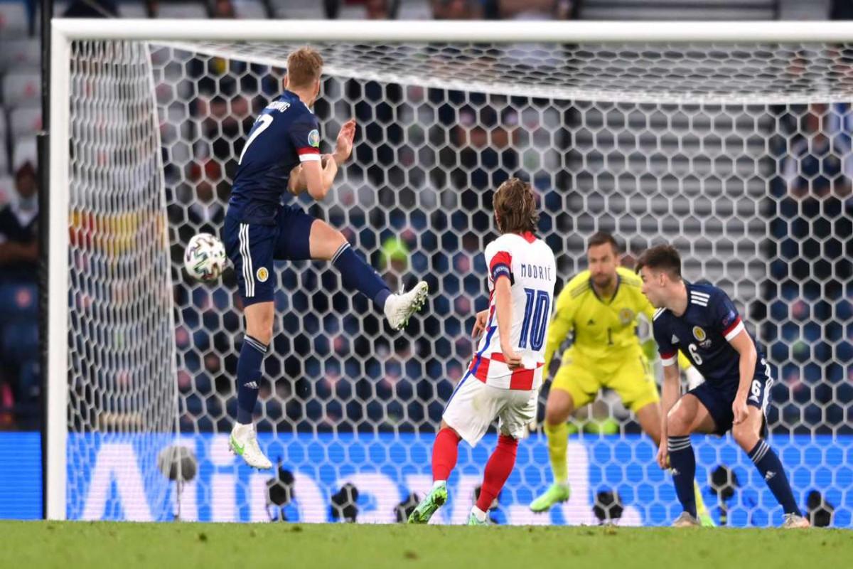 Евро-2020: Англия стала победителем группы, Хорватия вышла в 1/8 финала
