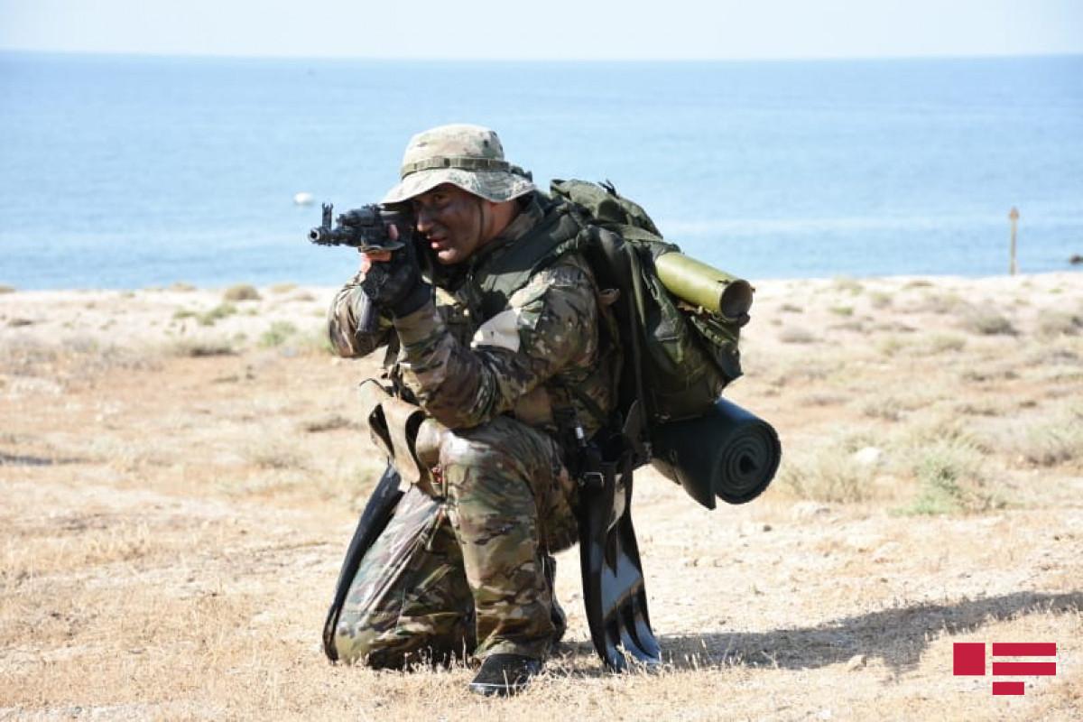 ВМС приступили ко второму этапу тактических учений
