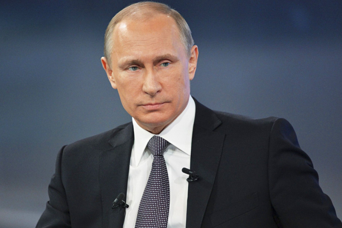 "Putin: ""Russia"