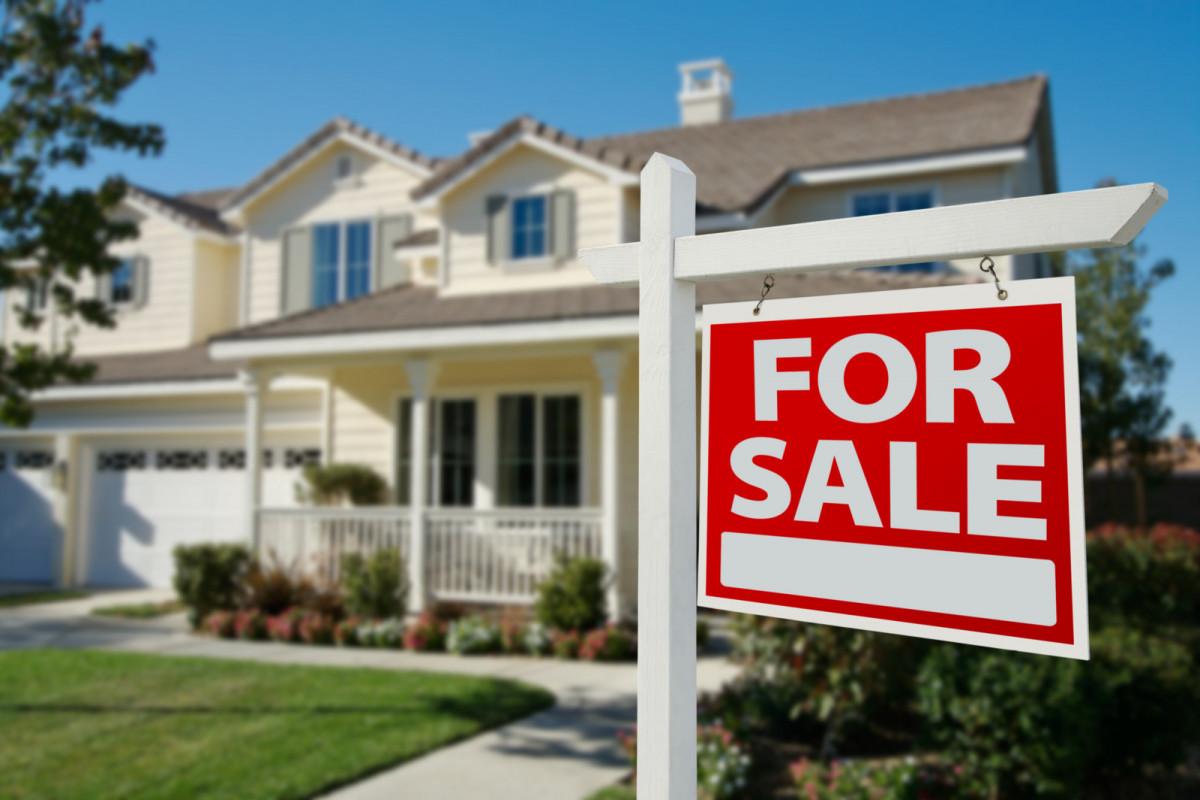 ABŞ-da evlərin bahalaşması mayda rekorda çatıb