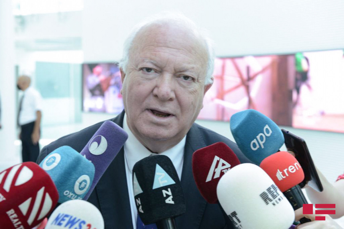 """UN High Representative: """"I was shocked, experienced stress over what I saw in liberated territories"""""""