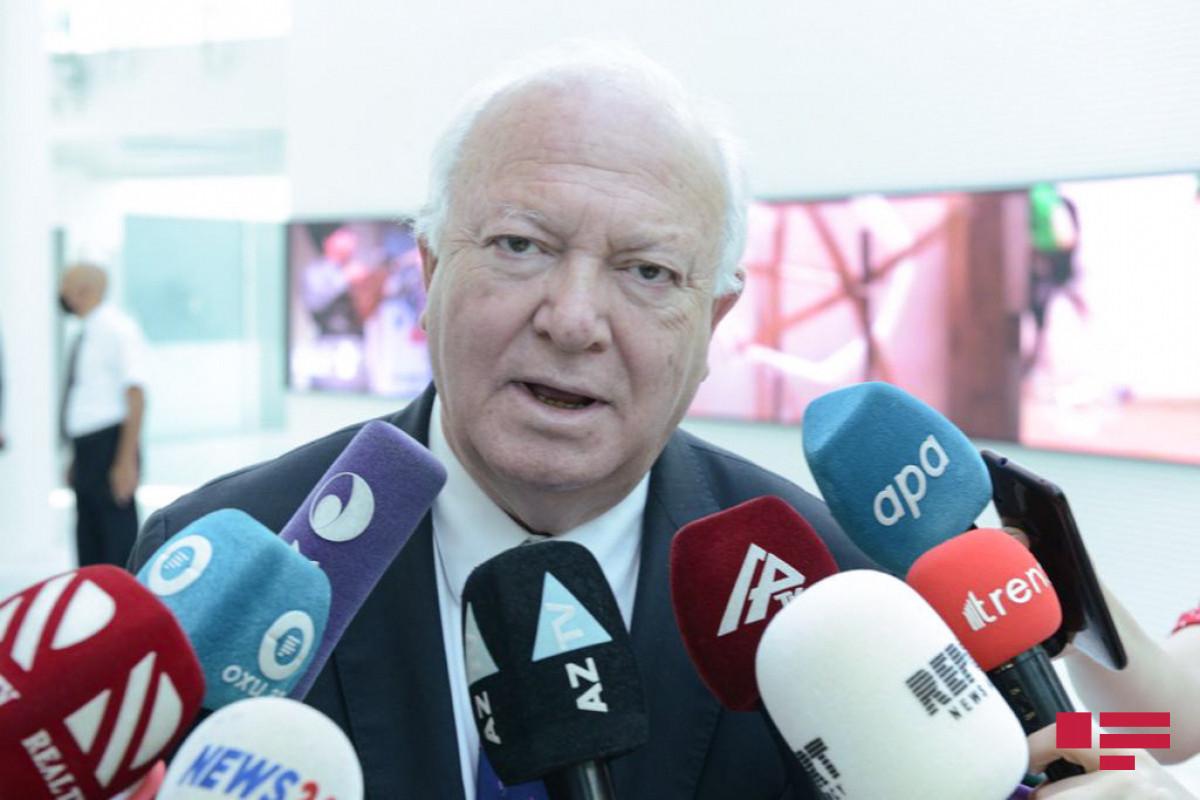 Верховный представитель ООН: Я был потрясен тем, что увидел на освобожденных территориях