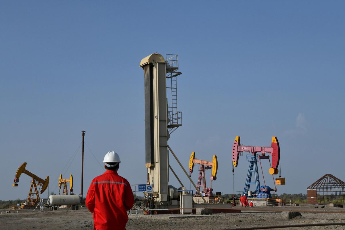 Китай обнаружил крупнейшие в стране запасы сланцевой нефти