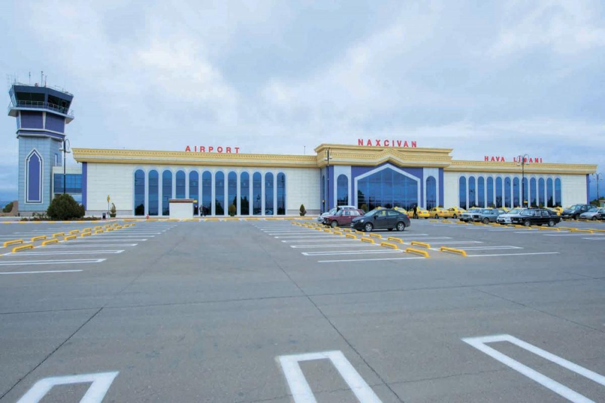Международный аэропорт «Нахчыван» выведен из подчинения AZAL