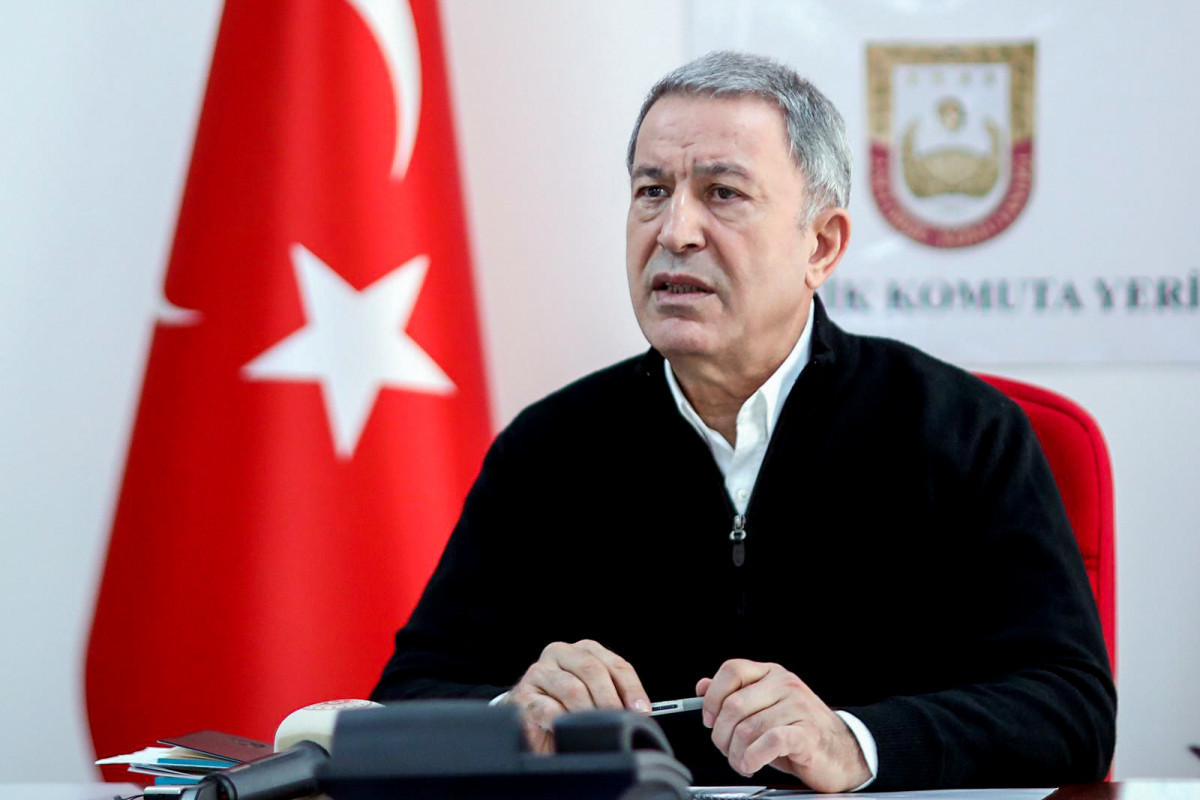 Hulusi Akar: Truth regarding tension between British and Russian navies in Black Sea to be unveiled